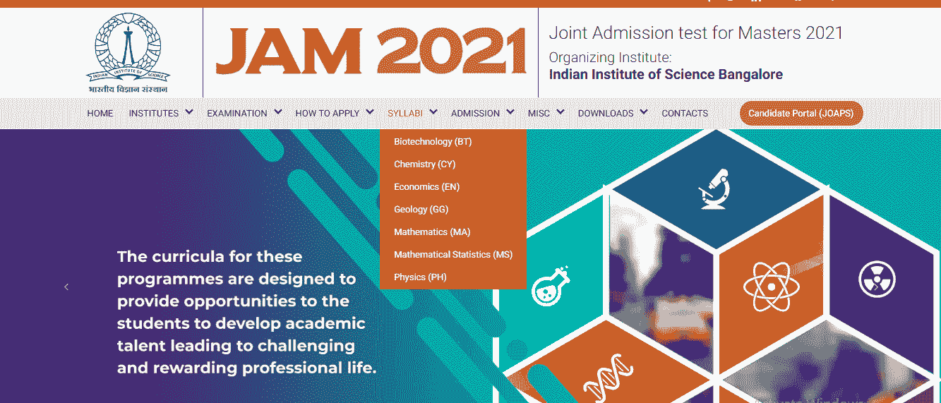 IIT JAM 2021 Answer key and question paper in hindi-min (1)