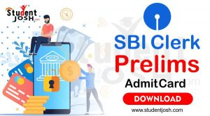 SBI Clerk Prelims Admit Card 2021 IN HINDI