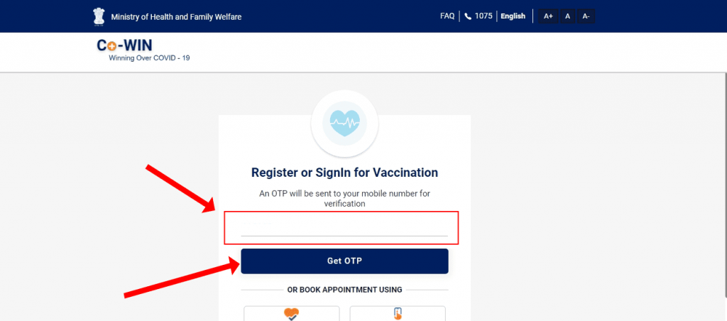 How to download CoVID-19 Vaccine