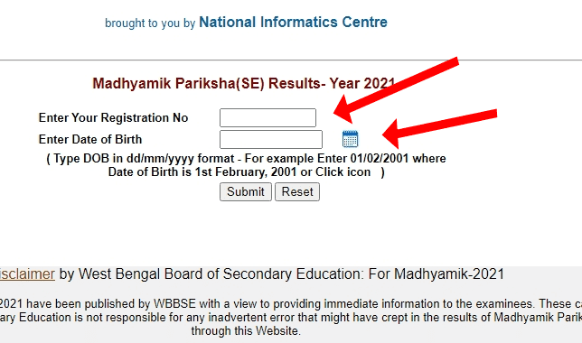 How to Check WBBSE Board Result 2021 Class Xth